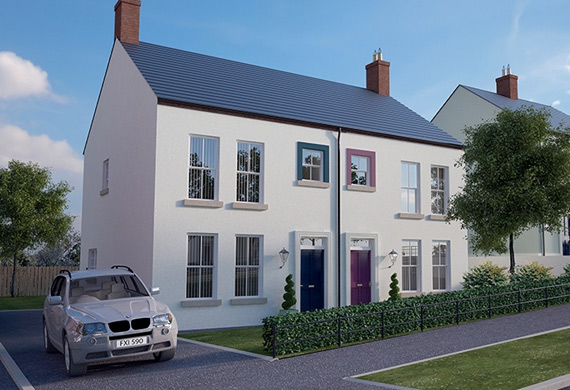 New homes at Blackrock 2017